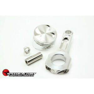 Speedfactory Spec Outlaw B Series Arias Pistons And Bme Aluminum Rods