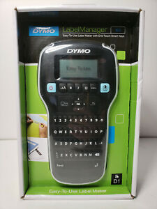Dymo Labelmanager 160 Thermal Label Printer 1790415 New In Box
