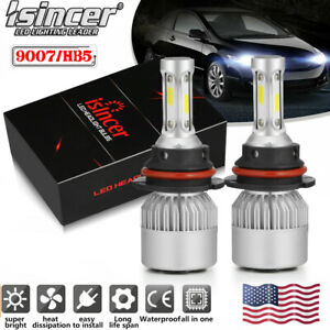 9007 Cree Led Headlight For Ford F 150 1992 2003 F 250 1992 1999 1855w 278250lm