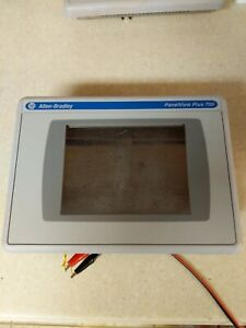 Best Offer Allen Bradley 2711p rdt7c Panelview Plus 700 Color Touch Display