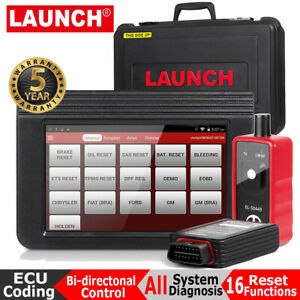 Launch X431 V Full System Obd2 Scanner Bi Directional Car Diagnostic Scan Tool