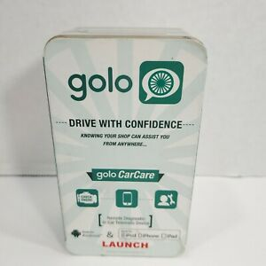 Launch Golo Carcare Remote Diagnostic In Car Telematic Device New Sealed