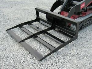 49 Land Plane Leveler Carryall Attachment Fits Toro Dingo Mini Skid Steer Hd