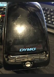 Dymo Labelwriter 450 Turbo Thermal Label postage barcode Printer W power Supply