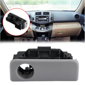 Glove Compartment Box Latch Handle Stone Gray For Toyota Sienna 04 10 Us Stock