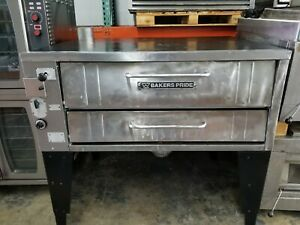 Bakers Pride Pizza Oven Y 351