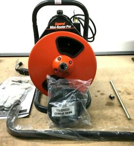 General Wire B213951 Mini rooter Pro Drain sewer Cleaning W 75 X 3 8 N