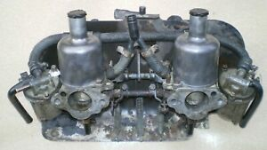 Su Carburetor Set Hs2 Aud549 Mg Midget Austin Healey Sprite