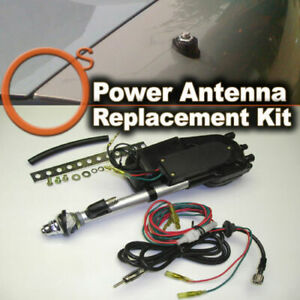 Fit Acura Integra 90 01 Auto Power Stereo Am fm Radio Antenna Conversion Kit