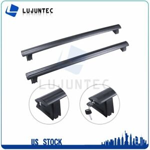Alloy Roof Rack For Jeep Grand Cherokee 15 16 Black Aluminum Top High Quality