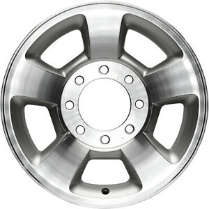 17 2003 2008 Dodge Ram 1500 Alloy Wheel Sparkle Silver W machined Face 2187