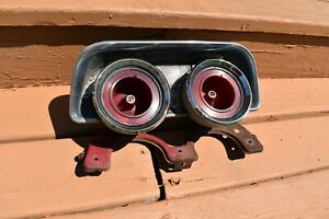 1968 Dodge Charger Tail Light Assembly Good Original