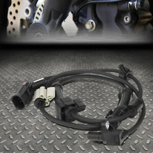 For 02 09 Chevy Trailblazer Gmc Envoy Front Replacement Abs Wheel Speed Sensor