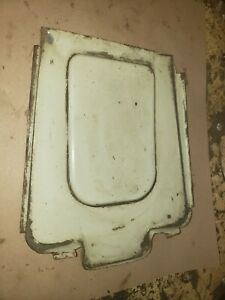 Very Rare Ford 8n 9n 2n Battery Cover Plate 9n10737 Oem Tractor Part Ford Part