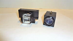 Optical Prism Mounted Microscope Right Angle And Optical Focus Module Unbranded