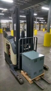Crown Forklift Serial 1a236380