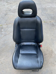 94 01 Acura Integra Gsr Oem Front Passenger Leather Seats Black