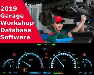 2019 Car Workshop Garage Technical Repair Software Video Instructions