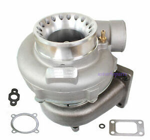 Upgrade T3t4 Gt3582 Gt30 Ar 70 Cold Ar 63 Compressor Turbine Turbo Charger