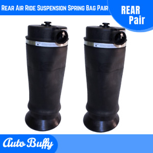 Rear Air Suspension Springs Pair Lincoln Navigator Ford Expedition 4wd Only