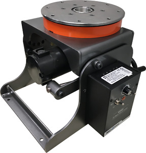 Welding Positioner With 2 Center Hole Made In America