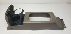 92 95 Honda Civic Eg Shifter Cup Holder Console Oem Beiege Tan Cupholder Center