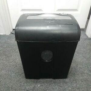 Ativa Md 460 Micro cut Paper Shredder Cd Credit Card Shredder Used