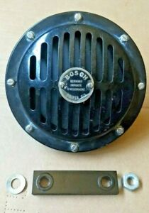 Bosch 6 Volt Late Horn To Fit 356 Porsche Used