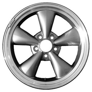 Take off Oem 17 Silver Painted Alloy Wheel Rim For 2005 2009 Ford Mustang