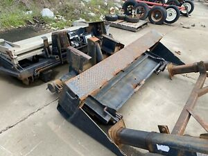 Used Truck Lift Gates Metal And Aluminum