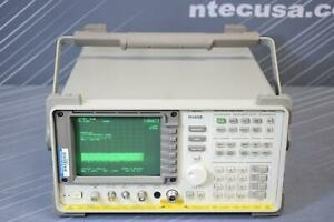 Keysight agilent 8560e Portable Spectrum Analyzer 30hz To 2 9ghz calibrated