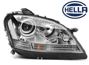Hella Xenon Right Passenger Headlight Assemby For Mecedes X164 Gl450 263400061
