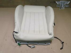 12 18 Fiat 500 Front Right Sport Leather Seat Lower Cushion L0457698aa Oem