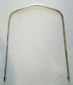 Radiator Grill Shell Trim Ring Stainless Steel Stock Height 1932 Ford Usa Made