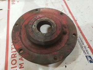 Wisconsin Vg4d Crankshaft Bearing Retainer Bg193a Bobcat Baler Stump Grinder V4