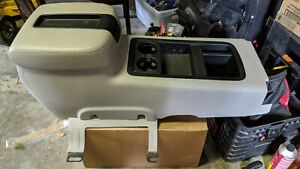2007 2013 Silverado sierra Lt2 Gray Center Console
