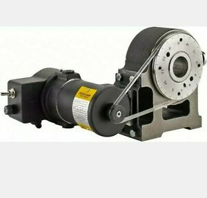 Harig 5c Motorized Spin indexer 24 Division Locks Every 15 Degrees