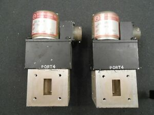 Wr75 Waveguide Switch Sector Microwave 75ap 3 28vdc