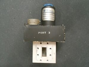 Wr75 Waveguide Switch Baseball Neico Microwave 22193 37b 24 Vdc