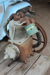 Air Compressor Pump From A Champion Hr5 8 Compressor Needs Reconditioning
