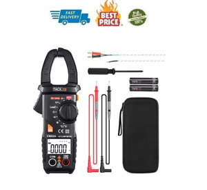 Digital Clamp Meter 600 Amp Trms 6000 Counts Ncv With Ac Current Ac dc Voltage
