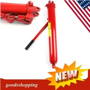 8 Ton Hydraulic Long Ram Engine Crane Lift Hoist Cherry Picker