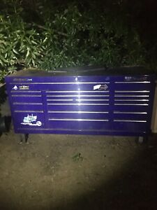 Classic 96 Snap On Tool Box