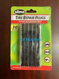 Slime 1031 a Tire Plug Repair Strings For Car Truck Tire Repair Fast Shipping