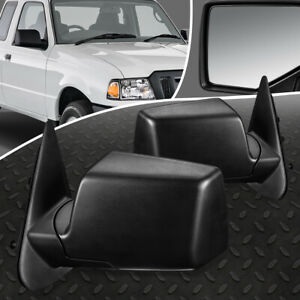 For 06 11 Ford Ranger Pair Oe Style Power Adjustment Side Rear View Door Mirror