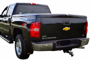 Patriot Eagle Tonneau Cover fits 2018 Ford F150 5 5 Tuxedo Black