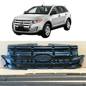 For 2011 2014 Ford Edge Front Upper Grill Grille Inner Support Mounting Panel