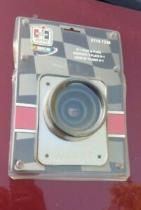 Hurst B 1 Shifter Boot Plate For Round Stock Shifters 4 3 8 X 5 1 2 New