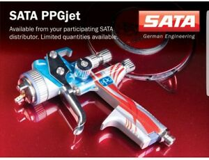 Sata Jet 5000 B Hvlp wsb Ppg Limited Edition