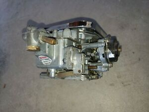 Weber 32 36 Carb Electric Choke Pulled From Running Vehicle